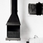 CAPILLA Fireplace, 1952 - FRONT VIEW