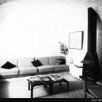 CAPILLA Fireplace, 1952 - LIVING ROOM